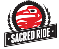 The Sacred Ride Logo